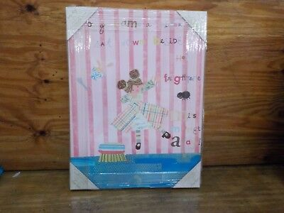 Oopsy Daisy Little Miss Muffet Stretched Canvas Wall Art by Winborg Sisters