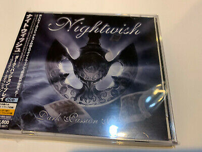 NIGHTWISH DARK PASSION PLAY (2 CD SET original JAPAN JAPANESE CD ALBUM AUTHENTIC