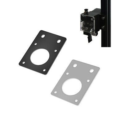 TWO TREES® NEMA17  42 Stepper Motor  Black/Silver Fixed Bracket Mounting Plate