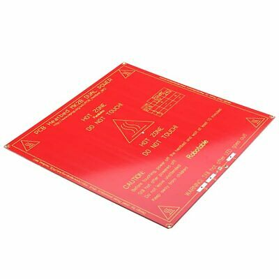 PIATTO RISCALDATO 40*40 PCB heated silicone 400x400 24V 650W 3d printer reprap