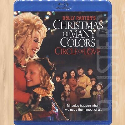 DOLLY PARTON's Christmas of Many Colors: Circle of Love BLU-RAY             1122