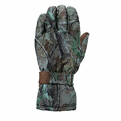 Seirus Innovation 8148 Mens Yukon Glove with Suregrip Palm Waterproof and Breathable