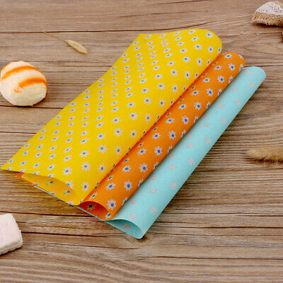 50X Food Wrapping Wax Paper Hamburger Sandwich Bread Candy Wrap Paper Sheets UK