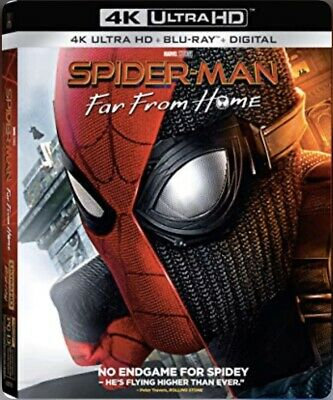Spider-Man: Far From Home 4K UHD VUDU Instawatch