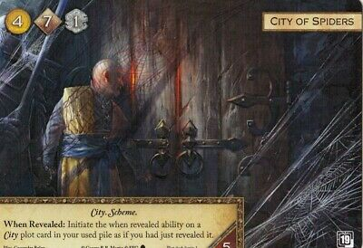 A Game of Thrones Promo Card - City of Spiders