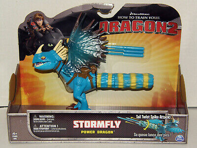 How To Train Your Dragon 2 ~ Stormfly ~ Power Dragon Action Figure Dreamworks