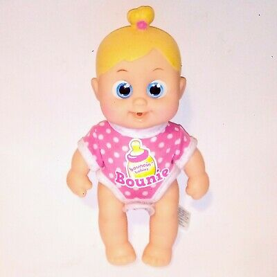 """THE MAGIC TREE Bouncing Babies 7"""" BOUNIE Doll"""