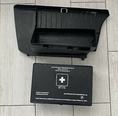 Genuine BMW E36 M3 First Aid Kit And Holder