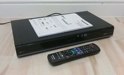 Panasonic DMR-HW100 320GB Freeview+ HD Twin Tuner PVR Recorder