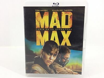Pelicula Bluray Mad Max Furia En La Carretera 5304667