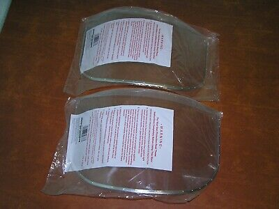 Lot of 2 Jackson Model 34-40 / 2909100 3002848 Clear Face Shield NEW