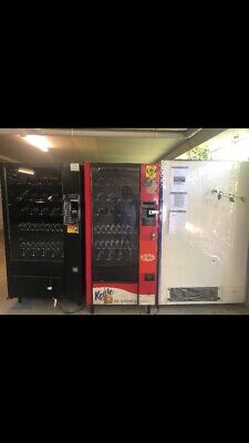 Vending machines for sale - price negotiable