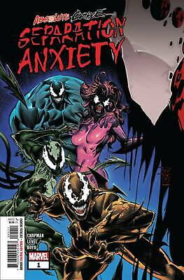 Absolute Carnage: Separation Anxiety #1 FC 40 pgs - Variant Covers