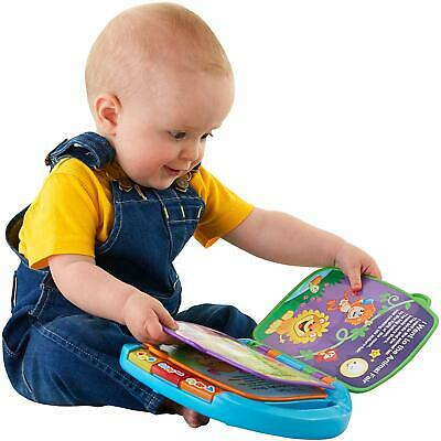 Fisher-Price Laugh + Learn Storybook Rhymes Book