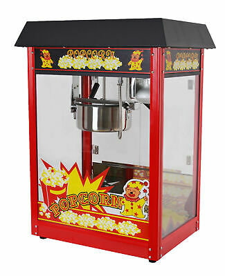 Machine à popcorn pop corn professionnelle 1600 watts a poser