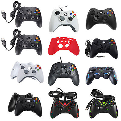 Microsoft Xbox One Wired & Wireless Controller Game Pad XBOX System Type #9U