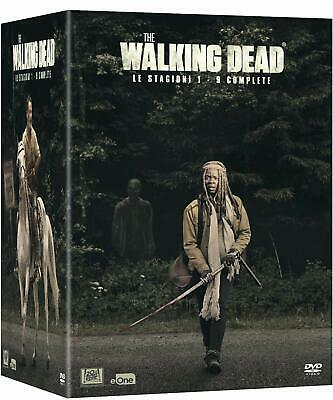 The Walking Dead - Stagioni 1-9 (40 DVD) - ITALIANO ORIGINALE SIGILLATO -