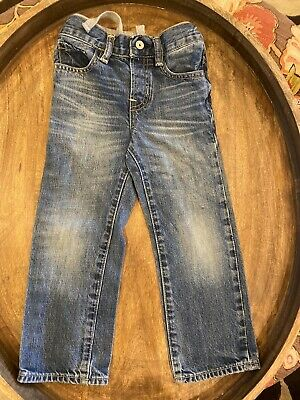 Baby Gap Boys Toddler Jeans, Size 4