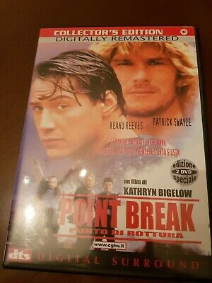 Point Break 2 Dvd Collector's edition Fuori Catalogo Edizione Vendita