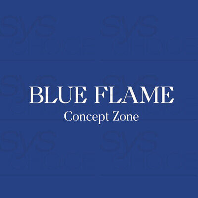 ASTRO OFFICIAL MD BLUE FLAME Concept Zone POP-UP STORE + Tracking Number