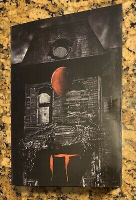 """IT - 7"""" Scale Action Figure Ultimate Well House Pennywise Clown (2017) NECA MIB!"""