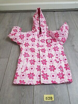 Girls Age 3-4 Years Jacket with pu coating