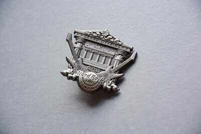 Hard Rock Cafe Athens GRAND OPENING STAFF pin Parthenon Ancient Greek Temple