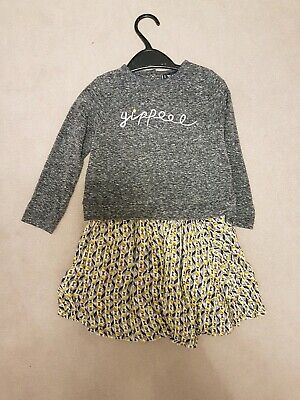 NEXT Girls Top And Skirt Set Age 2-3 Years