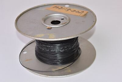 P/N: 102115-002, Black Electrical Wire Spool, 2LB