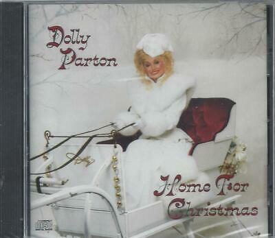 DOLLY PARTON HOME FOR CHRISTMAS First Noel Jingle Bells Joy To The World NEW CD