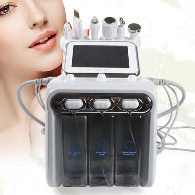 6 in1 Water Dermabrasion Deep Cleansing Hydro Dermabrasion Hydra Facial-Machine