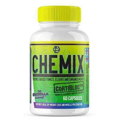 Chemix Cortibloc Cortisol Support Supplement Weight Loss | Cort RX