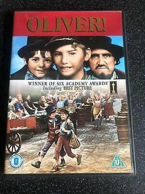 Amazing Classic Edition of Oliver! (DVD, 2000)