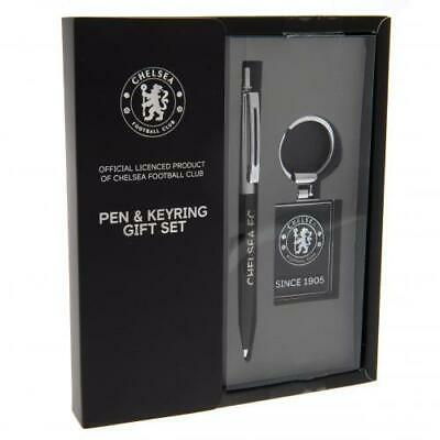 Chelsea Pen & Keyring Set brand new official licensed football club product