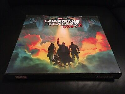 MARVELS The Art Of Guardians Of The Galaxy Vol 2 NEW & FACTORY SEALED!
