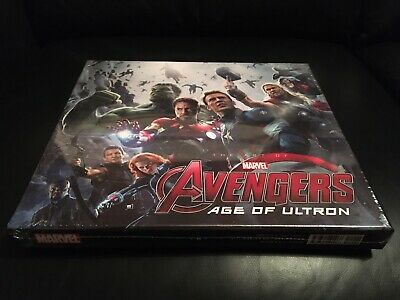 MARVELS The Art Of Avengers Age Of Ultron NEW & FACTORY SEALED!