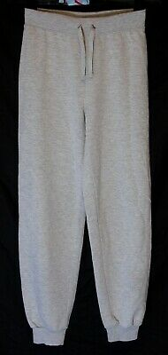 Girls Primark Grey Elasticated Waist Comfy Cuffed Casual Joggers Age 11-12 Years
