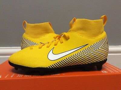 Nike Boys Magista Onda Football Boots Girls Kids Junior Gold