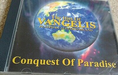 Classical Music CD / Orchestra / Film Soundtrack / Vangelis  / Movies Themes