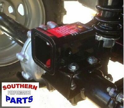 """Strong Made 2"""" Receiver Hitch Honda Foreman 500 2012-2013"""