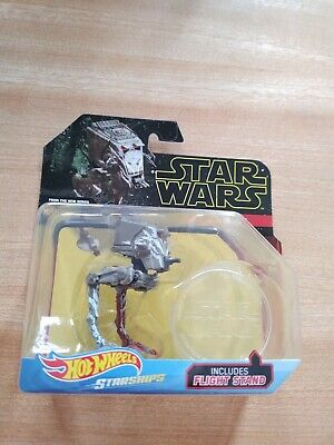Hot Wheels Star Wars Starships AT-ST Raider from The Mandalorian