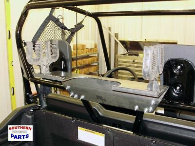 Strong Made Cage Mounted Gun Rack Pioneer 1000 2016-2020