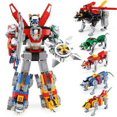 BNIB Lego Ideas 21311 Voltron (Discontinued and Hard to Find)