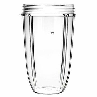 Nutribullet 24 Ounce Tall Cup Blender Juicer Mixer Accessory Replacement Part fo