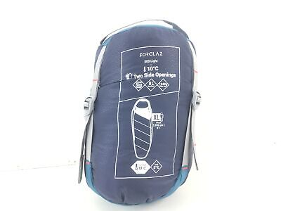 Saco Dormir Forclaz 500 Light Two Side Openings 5306331