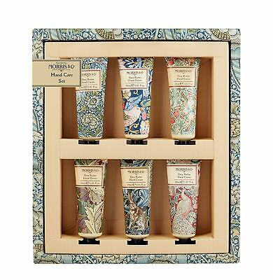 Morris & Co Library of Prints Hand Care Set 6 x 30 ml Hand Creams