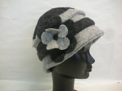 cappello invernale in lana cotta made in italy  art 129