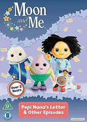 Moon And Me - Pepi Nana's Letter & Other Episodes [DVD] [2019].