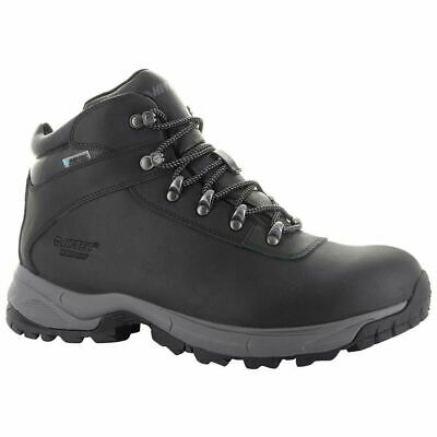 Hi-Tec 2020 Mens Eurotrek Lite Waterproof Walking Leather Boots Hiking Shoes