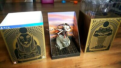 Assassin's Creed Origins ps4 Collector's Edition Gods Edition. Perfect condition